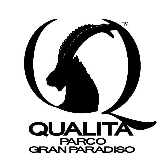 Logo Marchio qualità del parco Gran Paradiso