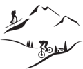 Logo Fun mountain bike Aosta